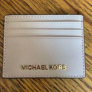NWOTs Michael Kors card holder